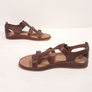 d9f47ef63b25 Chaco Shoes - CHACO AUBREY LEATHER SANDALS